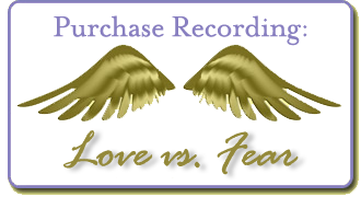 Angel Love vs. Fear